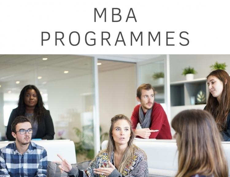 MBA Programmes