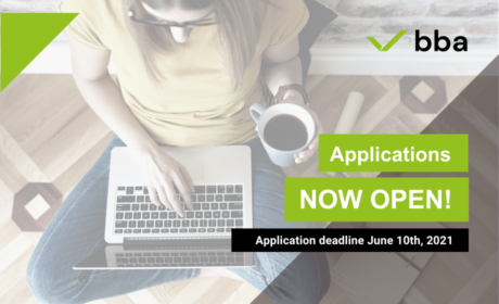 Apply for BBA programme until June 10, 2021