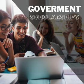 Government Scholarships for Students from Developing Countries