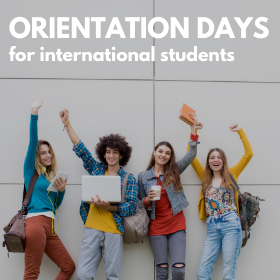 Orientation Days 2021 – presentations and recordings available