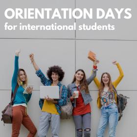Orientation Days 2020