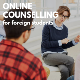 Online Counselling for Foreign Students