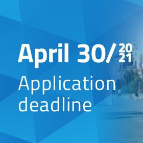 Join Prague University of Economics and Business. Applications are open until April 30, 2021