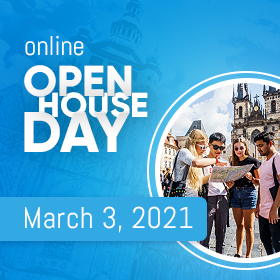 Open House Day on March 3, 2021